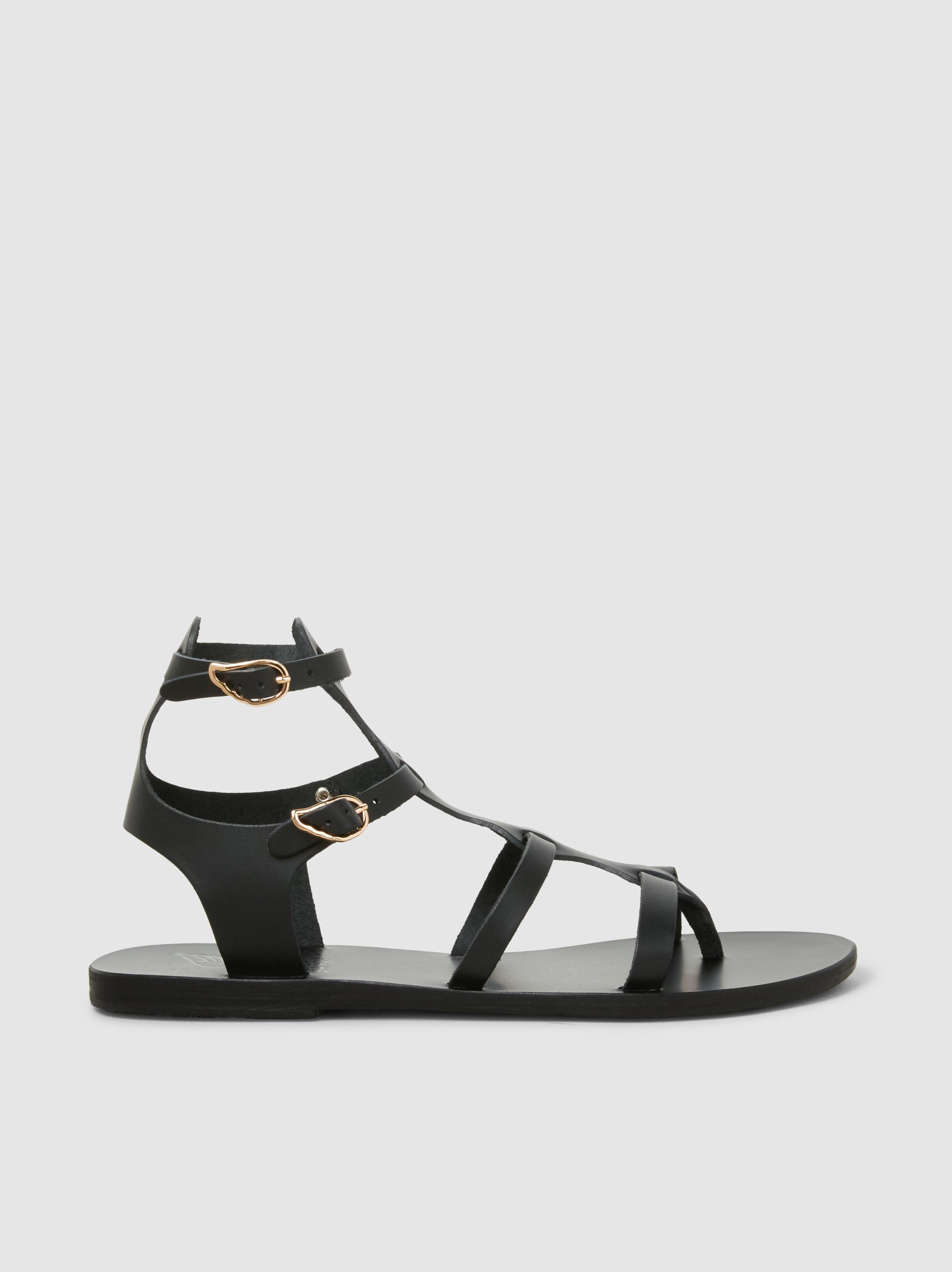 lilimillWANDA - Ankle cuff sandals - max kaki INtl8