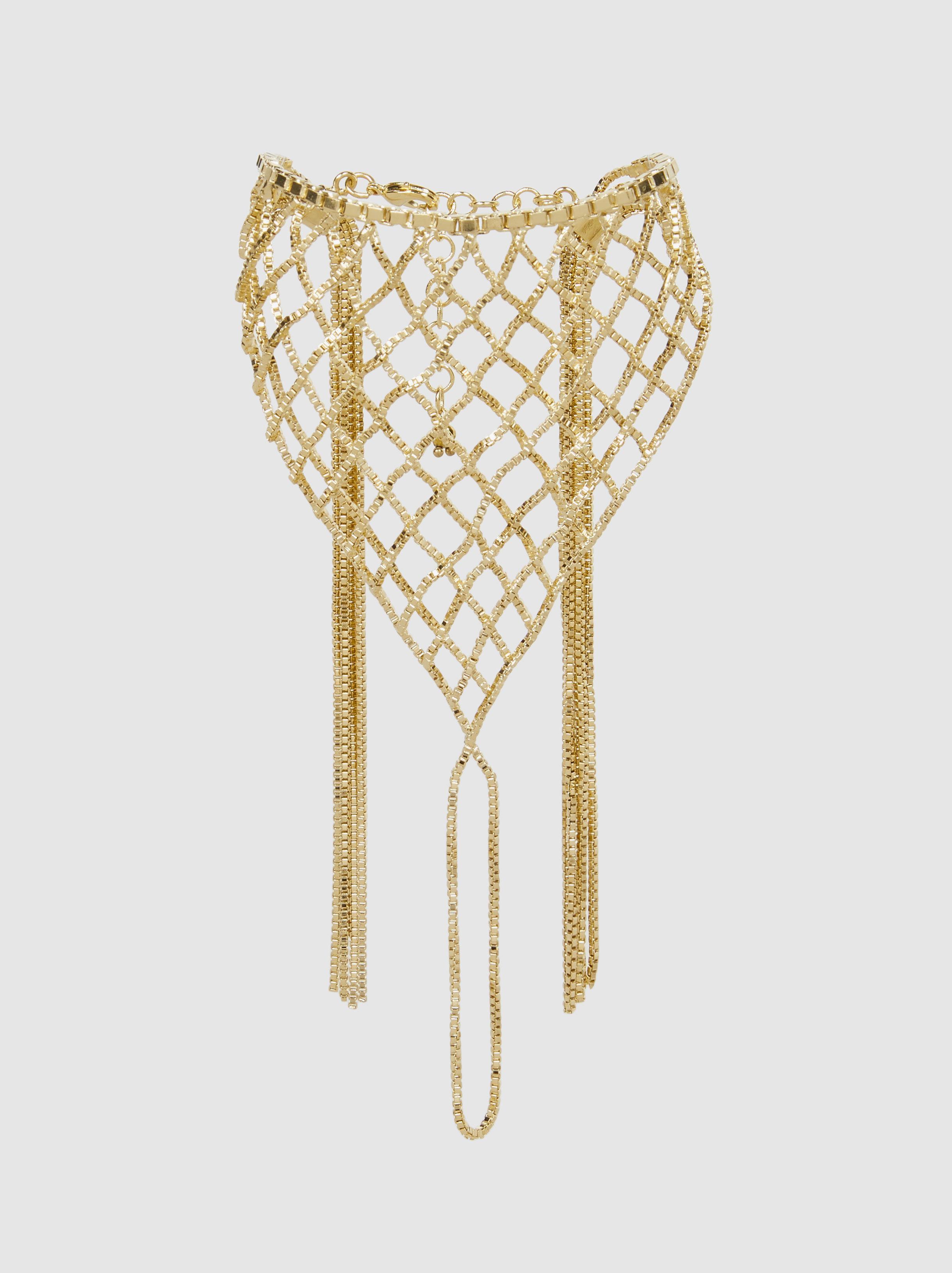 Aquilone Fringed Gold-tone Bracelet - One size Rosantica O91sna7EGx