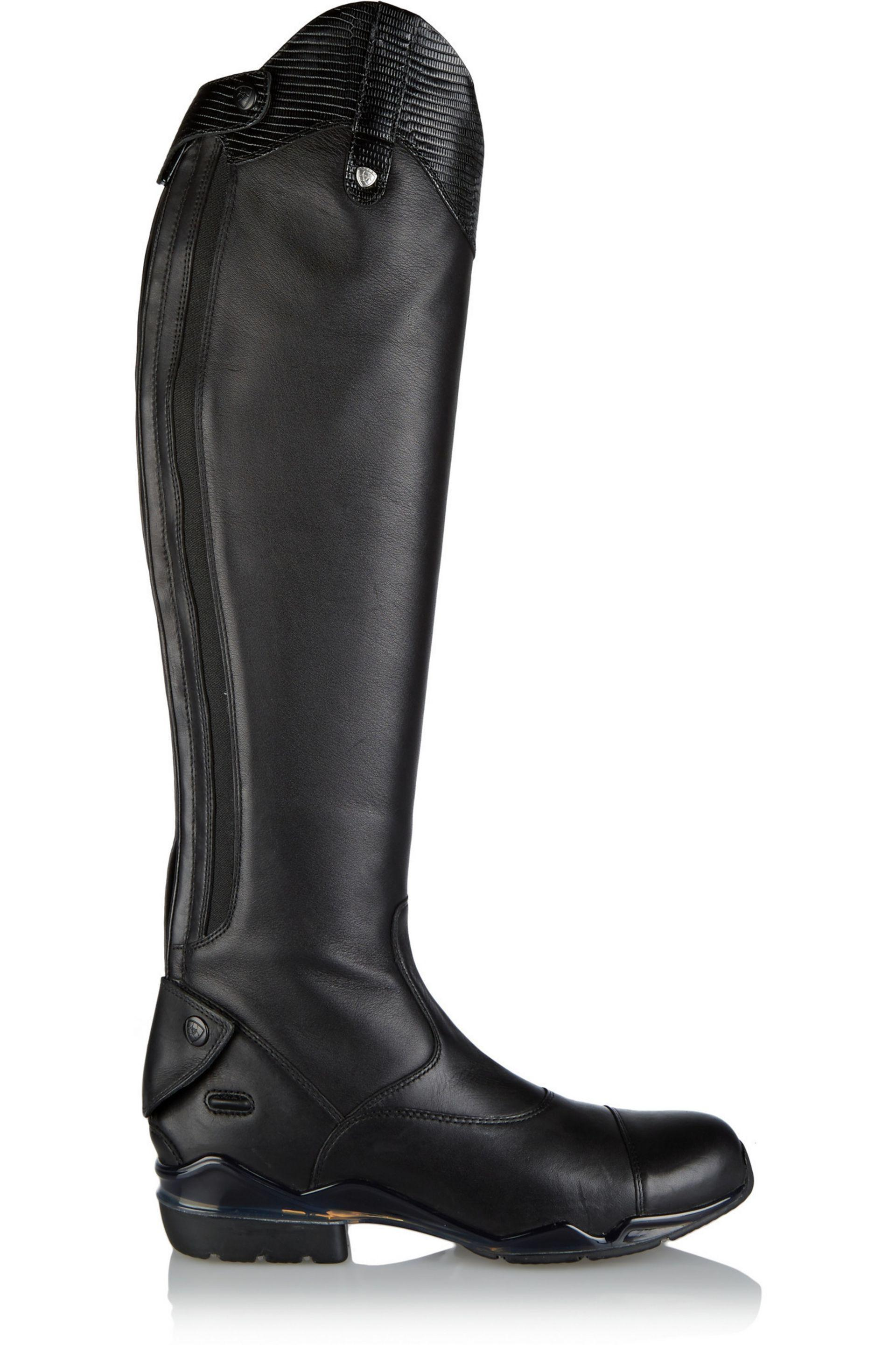 e7ff0a43eb71 Ariat Volant S Leather Riding Boots in Black - Lyst