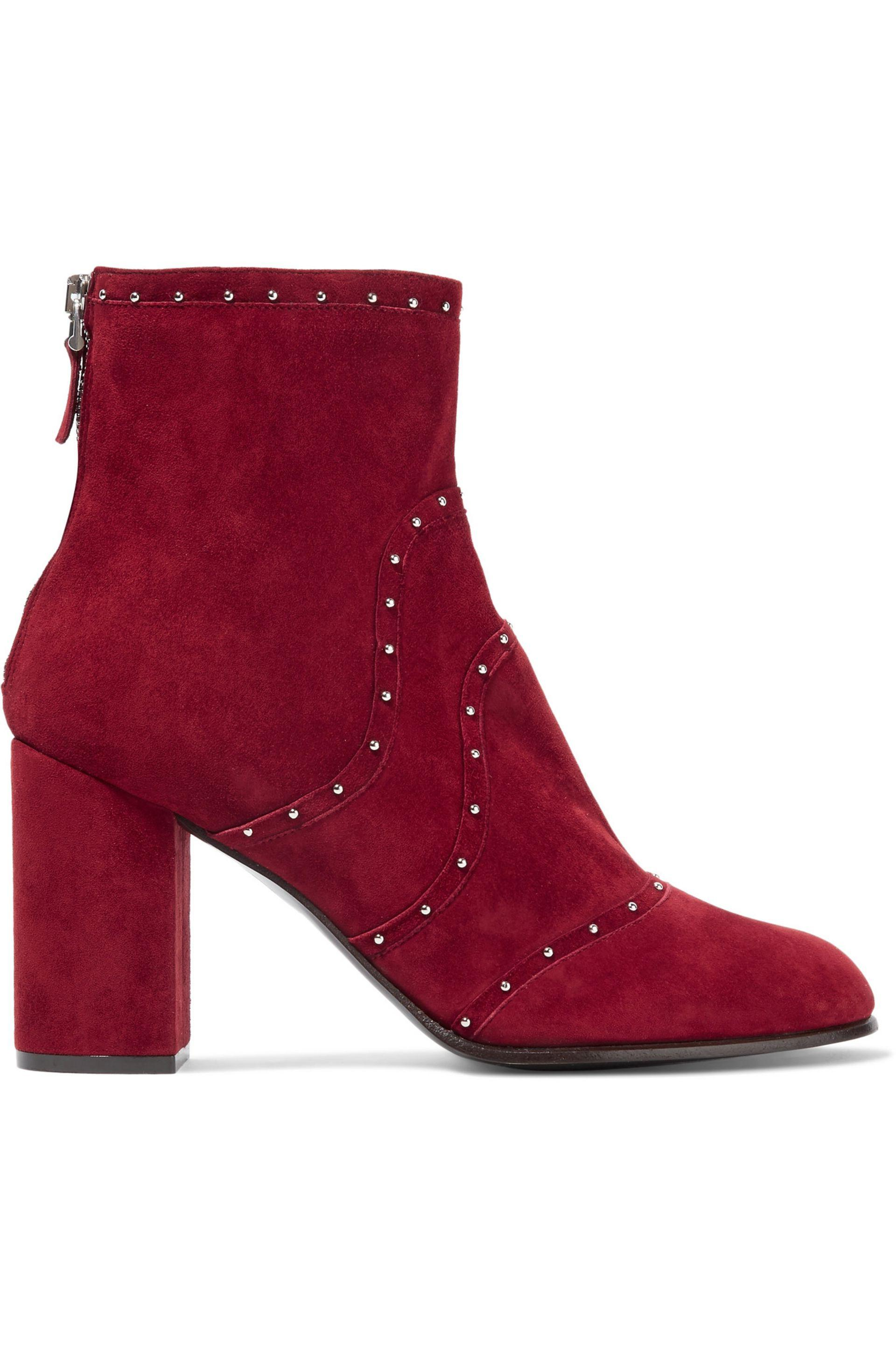 Belstaff Lace-Up Suede Ankle Booties outlet pick a best clearance low price GoVeNm35