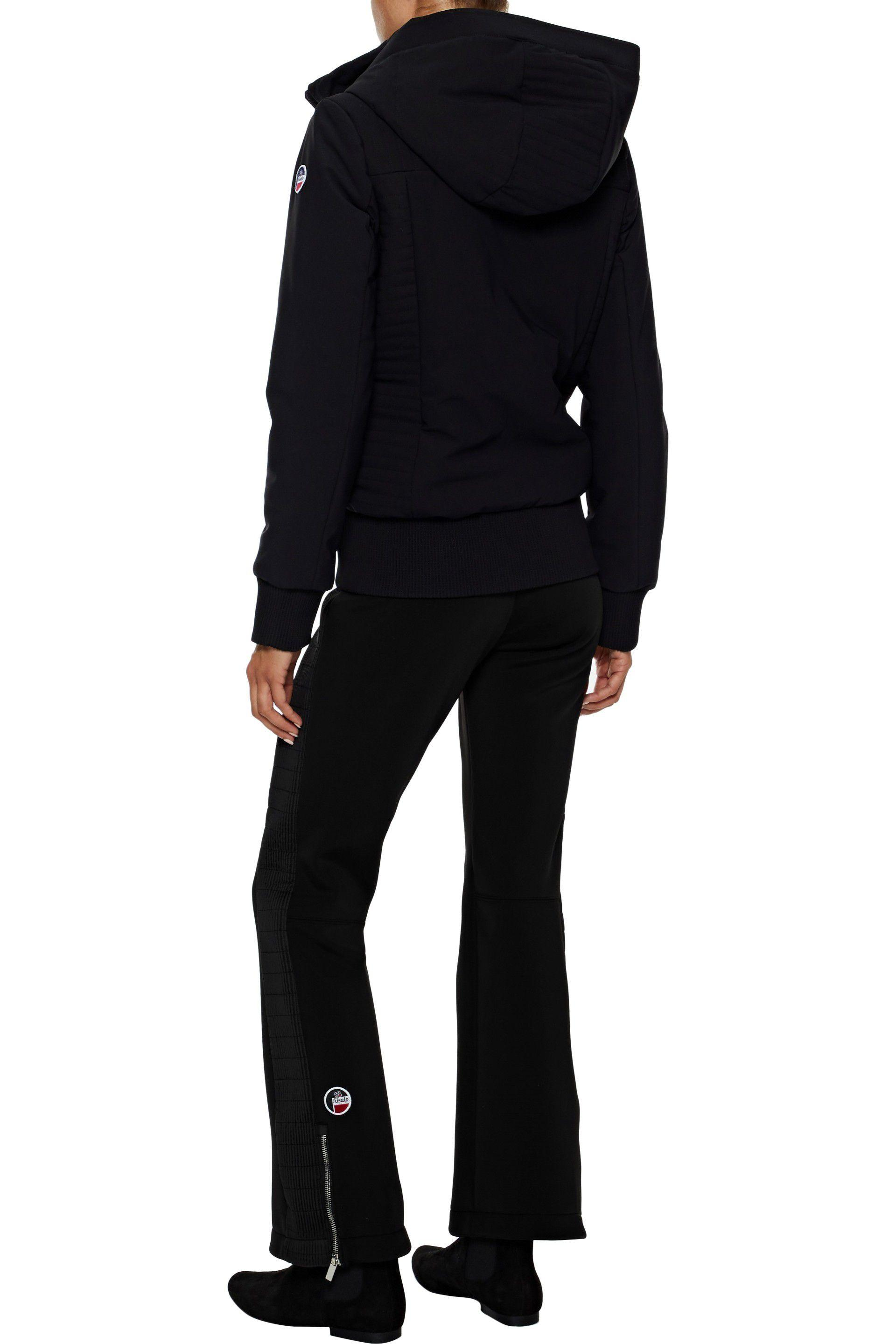 Fusalp Woman Quilted Shell Ski Pants Black in Black Lyst