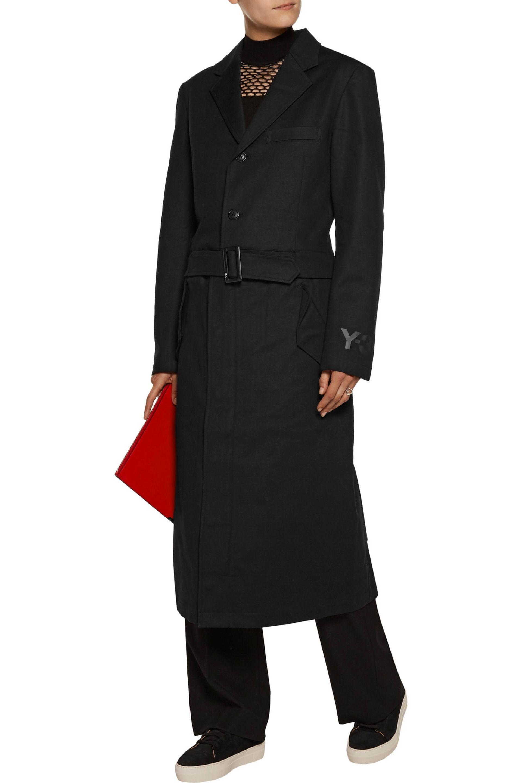 9994c279b719d y-3-Black-Woman-Adidas-Originals-Cotton-blend-Trench-Coat-Black.jpeg
