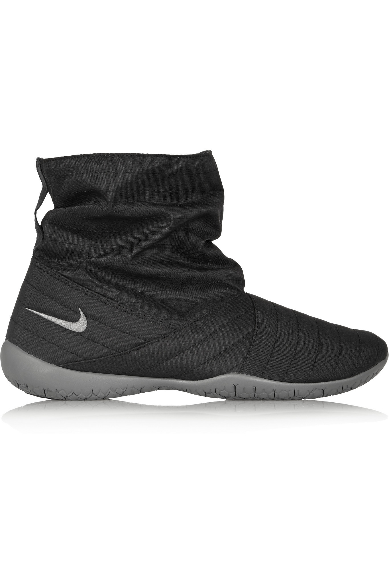 Nike Studio Mid Pack Yoga Shoe And Outdoor Boot In Black
