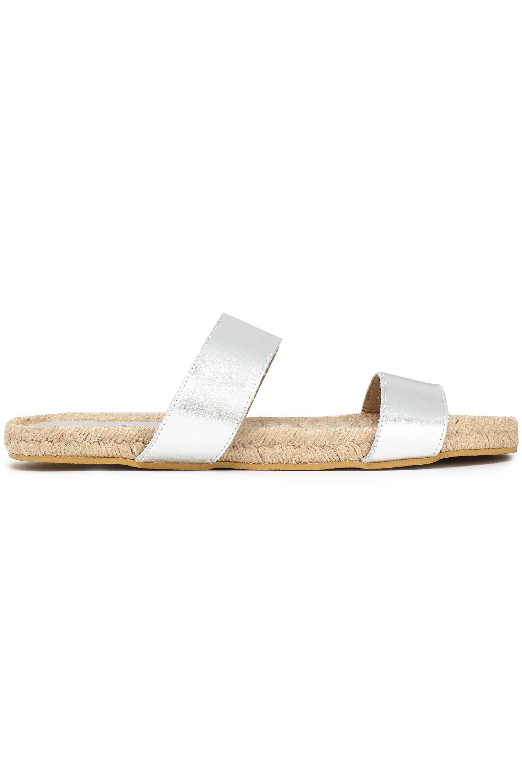 39051925b4c iris-ink-Silver-Jonah-Metallic-Leather-Espadrille-Slides.jpeg