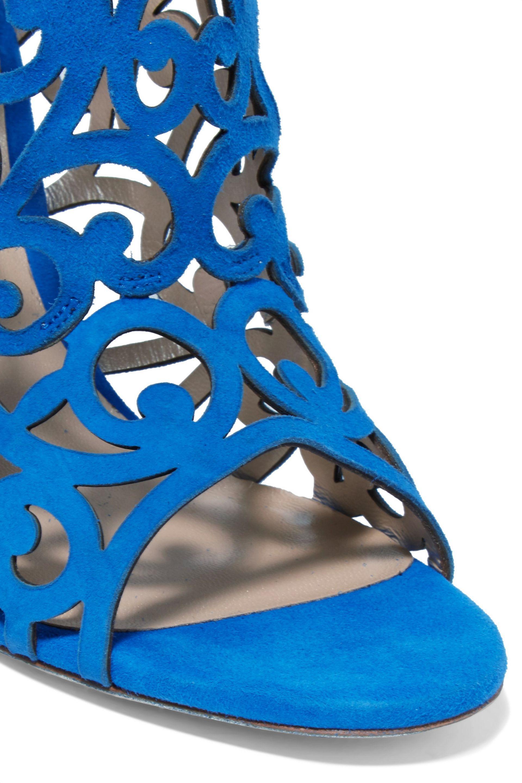 the latest 73500 2ec2b rene-caovilla-Royal-blue-Laser-cut-Suede-Sandals-Royal-Blue.jpeg