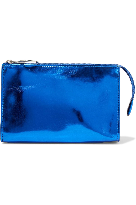 transparent clutch - Blue Maison Martin Margiela ozmVN3PK