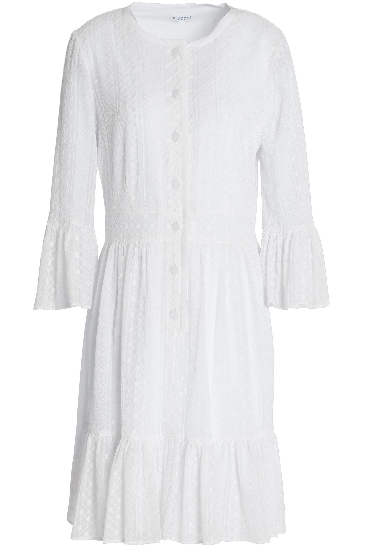 Claudie Pierlot Woman Corded Lace Cotton-blend Dress Pastel Pink Size 40 Claudie Pierlot Sale Genuine Purchase Sale Online EUQjCl