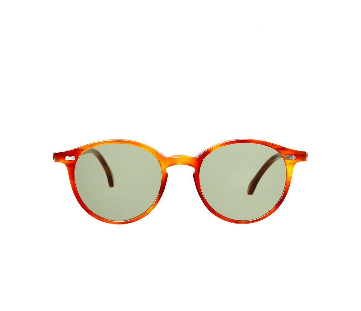 f10d511aa7 The Bespoke Dudes Eyewear Cran Classic Tortoiseshell Acetate Bottle ...