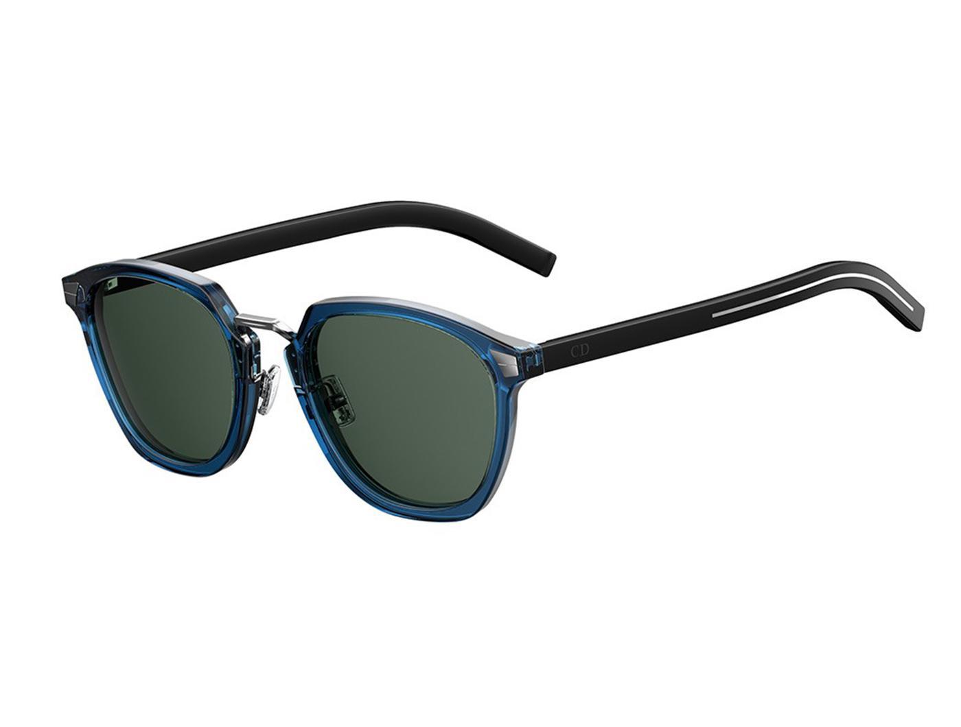 3f904853d1 Lyst - Dior Homme Blue Frames With Black Lenses Pjp qt in Blue for Men