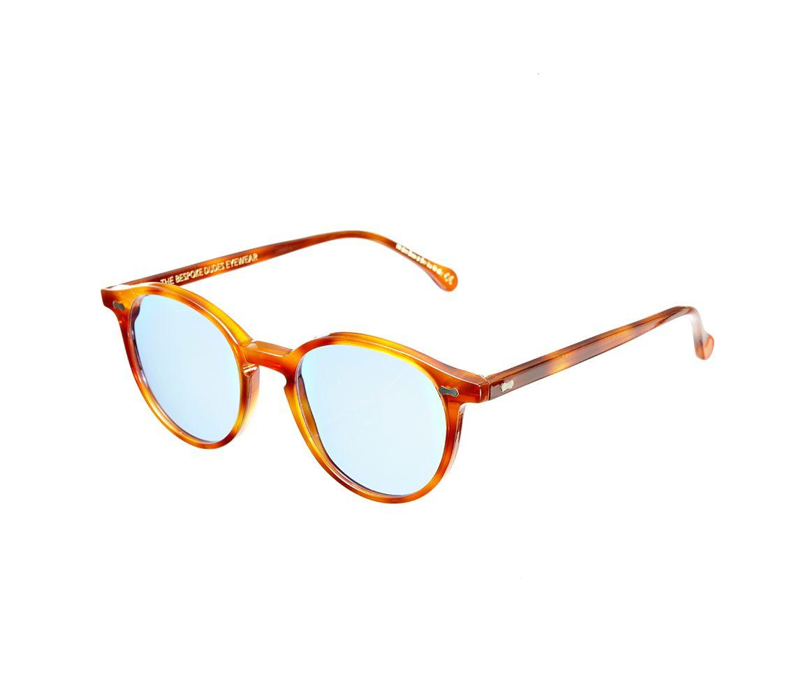 5ce7b4dcc5 Lyst - The Bespoke Dudes Eyewear Cran Classic Tortoiseshell Acetate ...