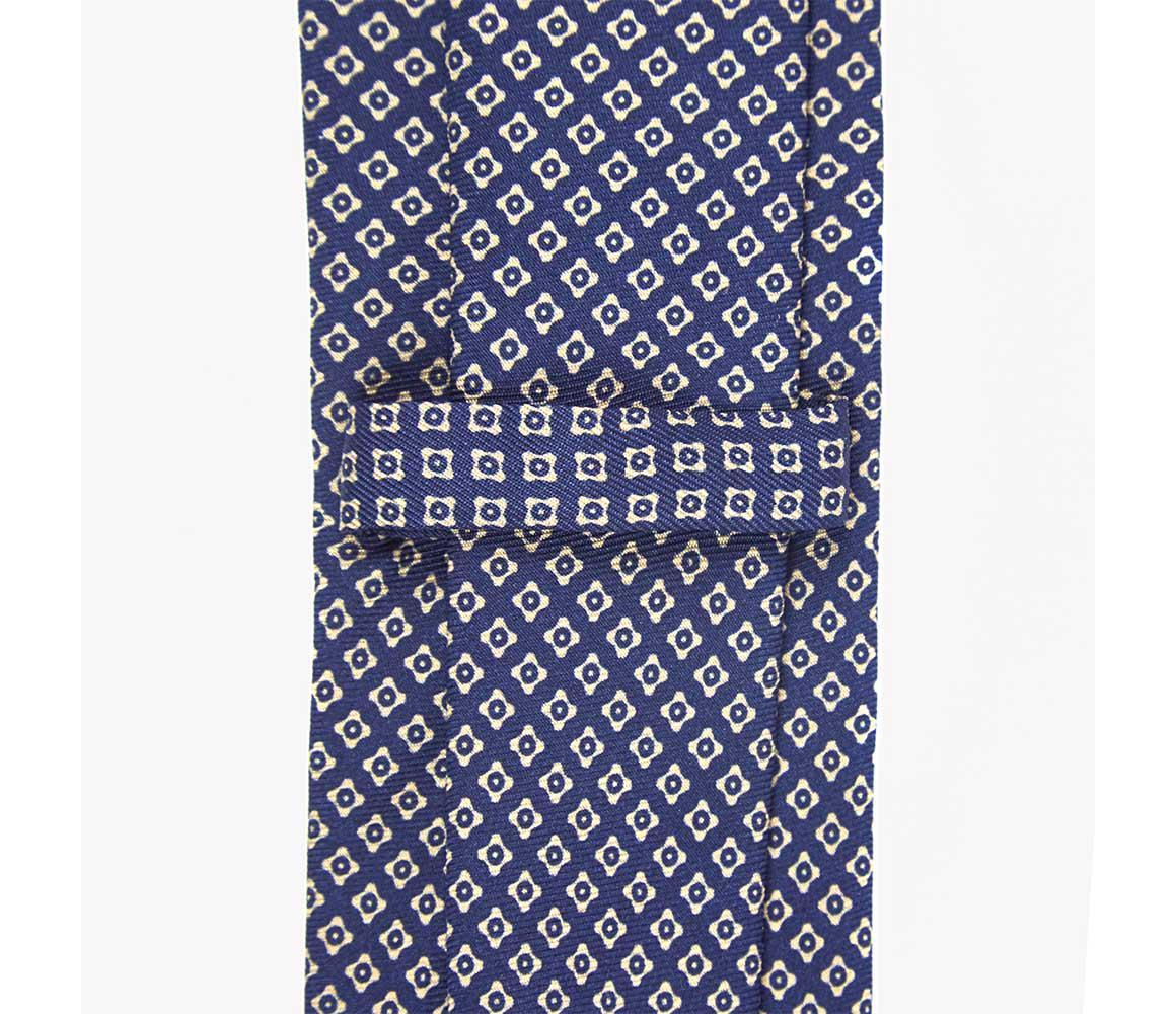 Bleu Pâle Micro Floral Soie Cravate Rubinacci aZpMNfMUz4