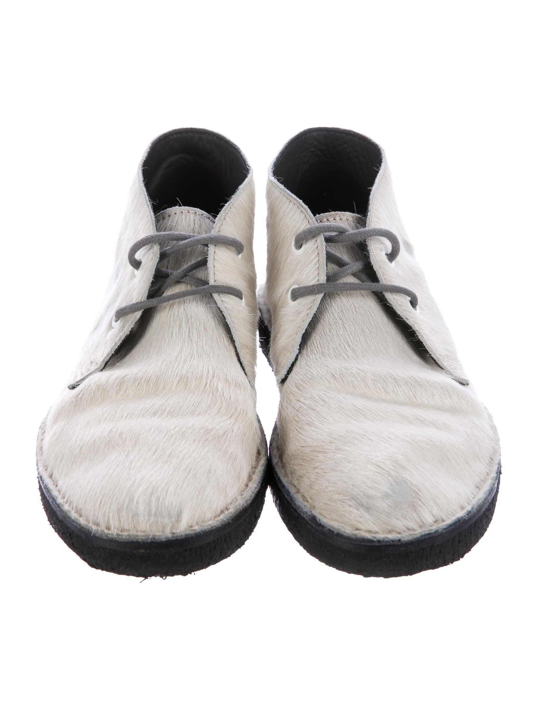 Golden Goose Ponyhair High-Top Oxfords footlocker cheap sale best place high quality online outlet discounts qEcqcA