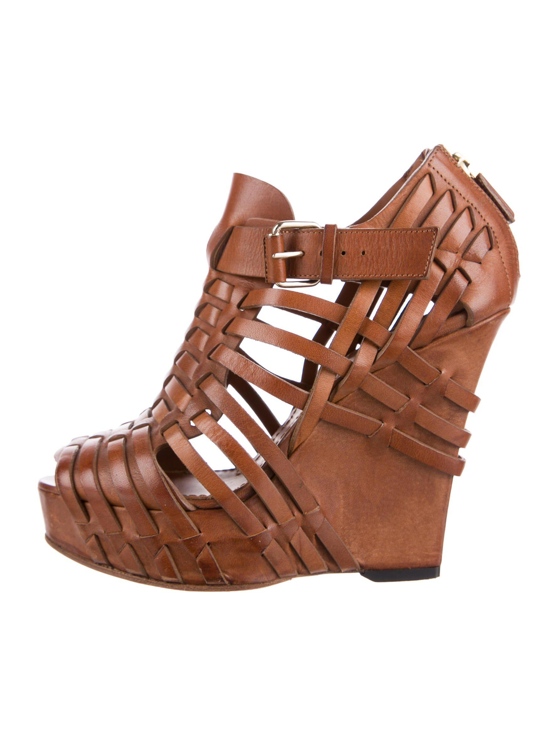 cheap sale purchase low price Givenchy Woven Leather Sandals sale factory outlet shop for sale online footlocker pictures online Y4KCYNzN