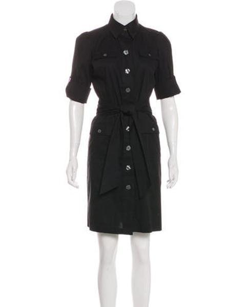 41b5c2054e Lyst - Diane Von Furstenberg Vastogo Casual Dress in Black