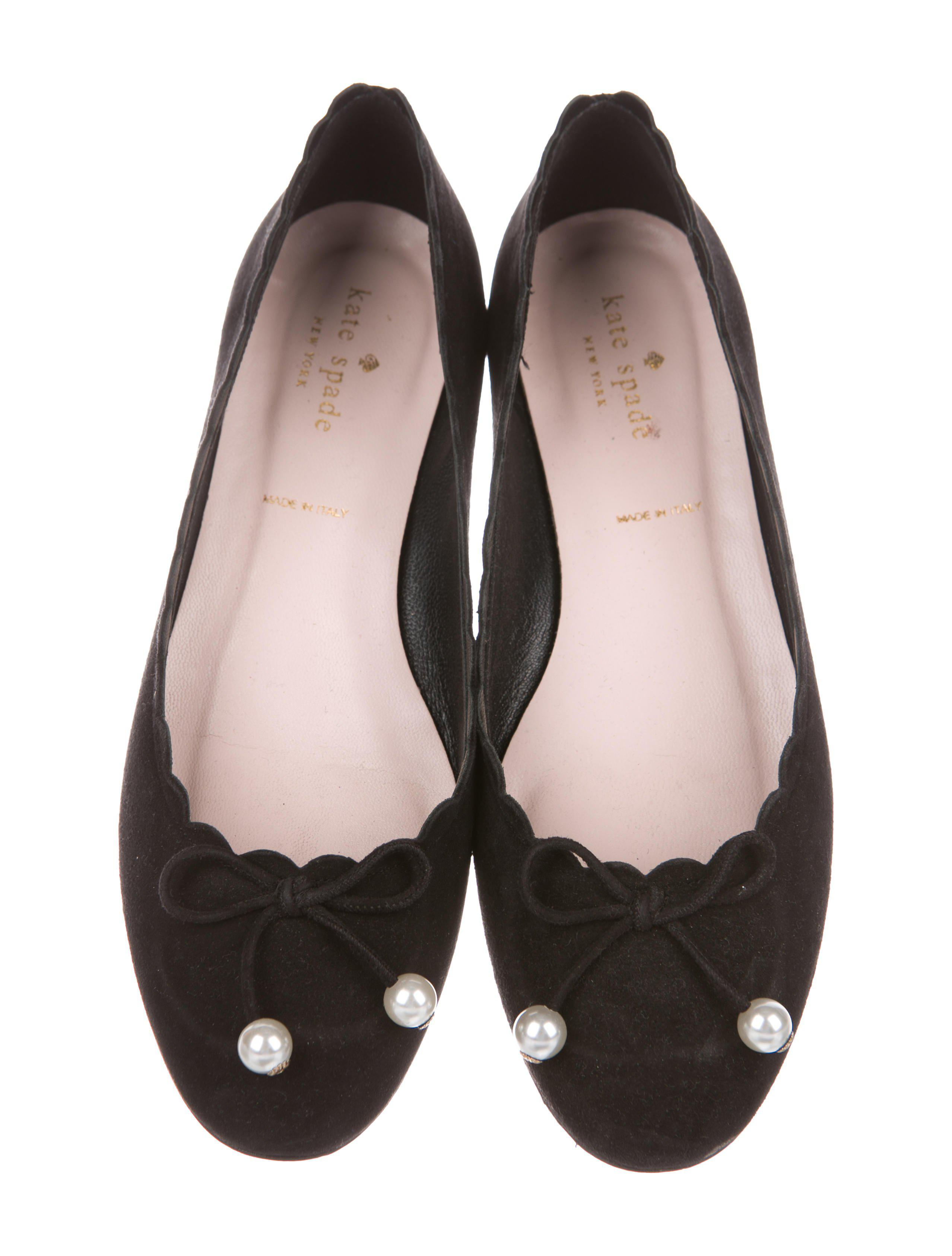 Kate Spade New York Murray Bow-Accented Flats 2015 new for sale raAB1