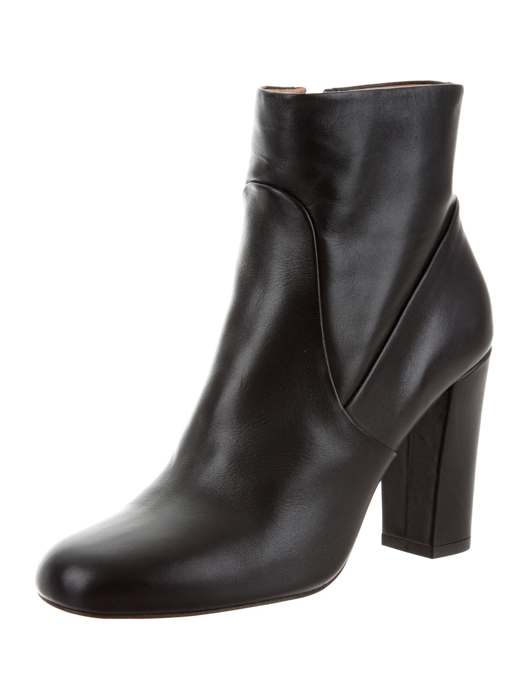 Iro Leather Ankle Boots w/ Tags official site online wiki cheap 100% authentic cheap footlocker sale the cheapest 5g7Qg1BDbH