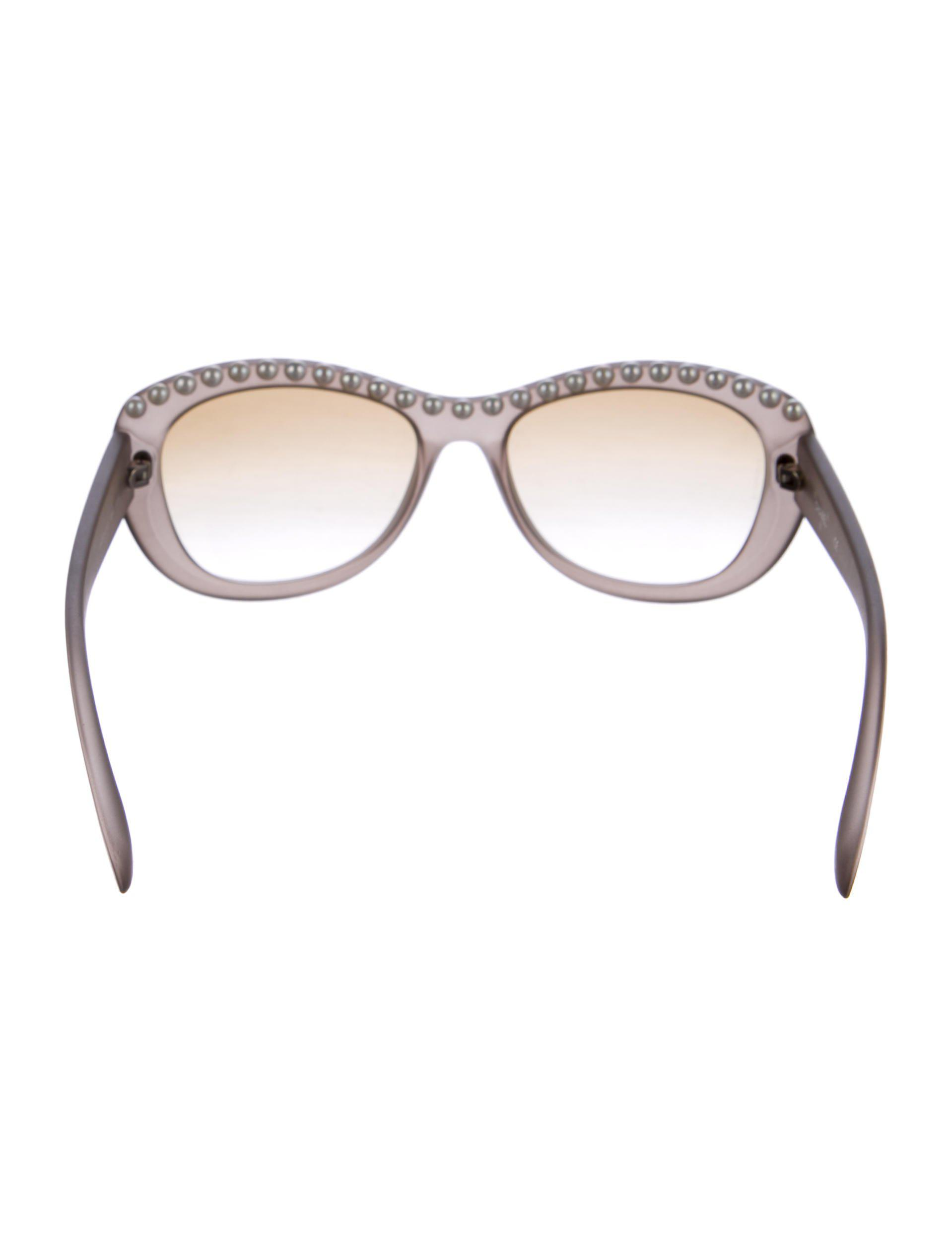 582a03a3cd9 Chanel Butterfly Pearl Sunglasses « One More Soul