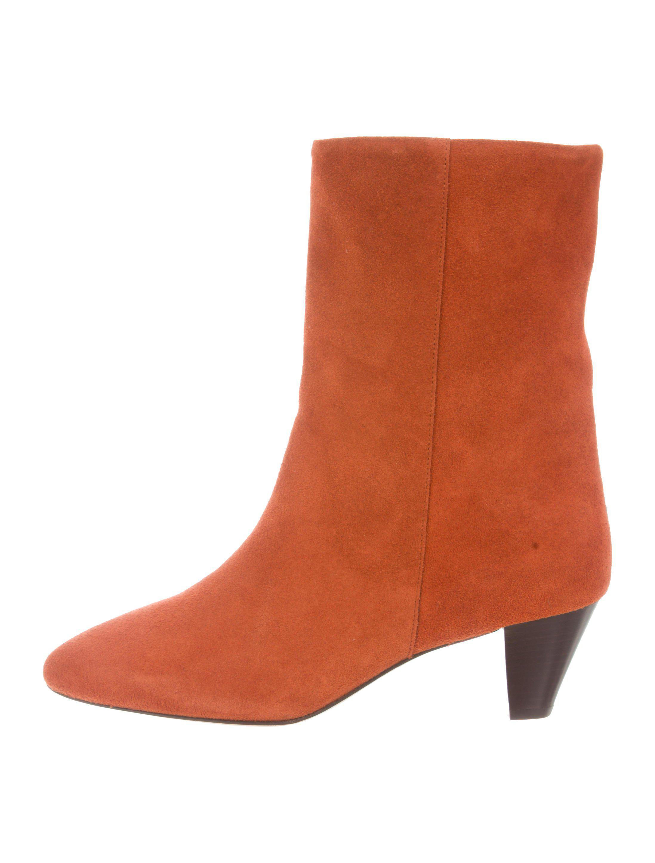 Isabel Marant Étoile 'dyna' Boots - Brown yxDQMNeV