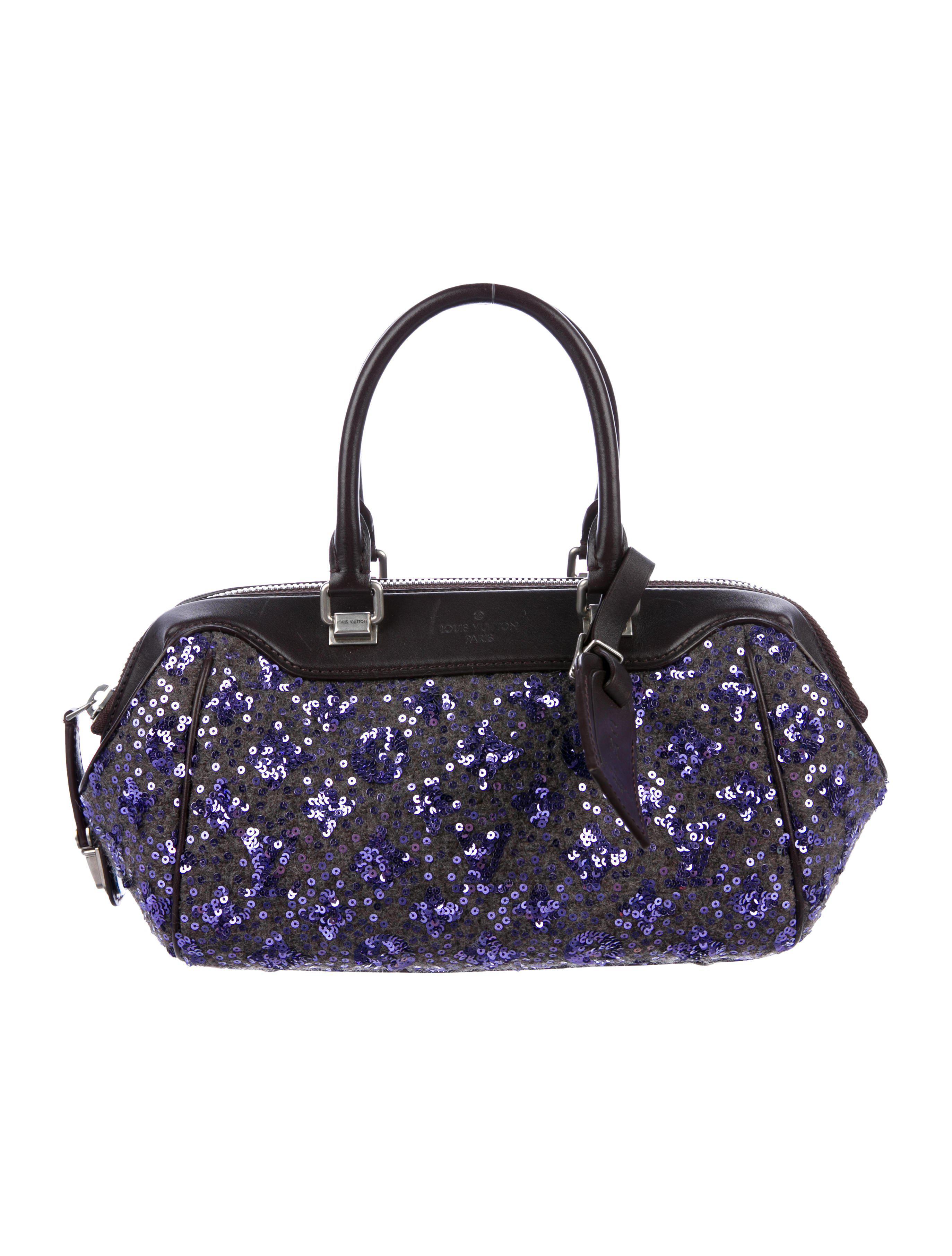 c9c6a5cbacc Lyst - Louis Vuitton Sunshine Express Baby Bag Grey in Metallic