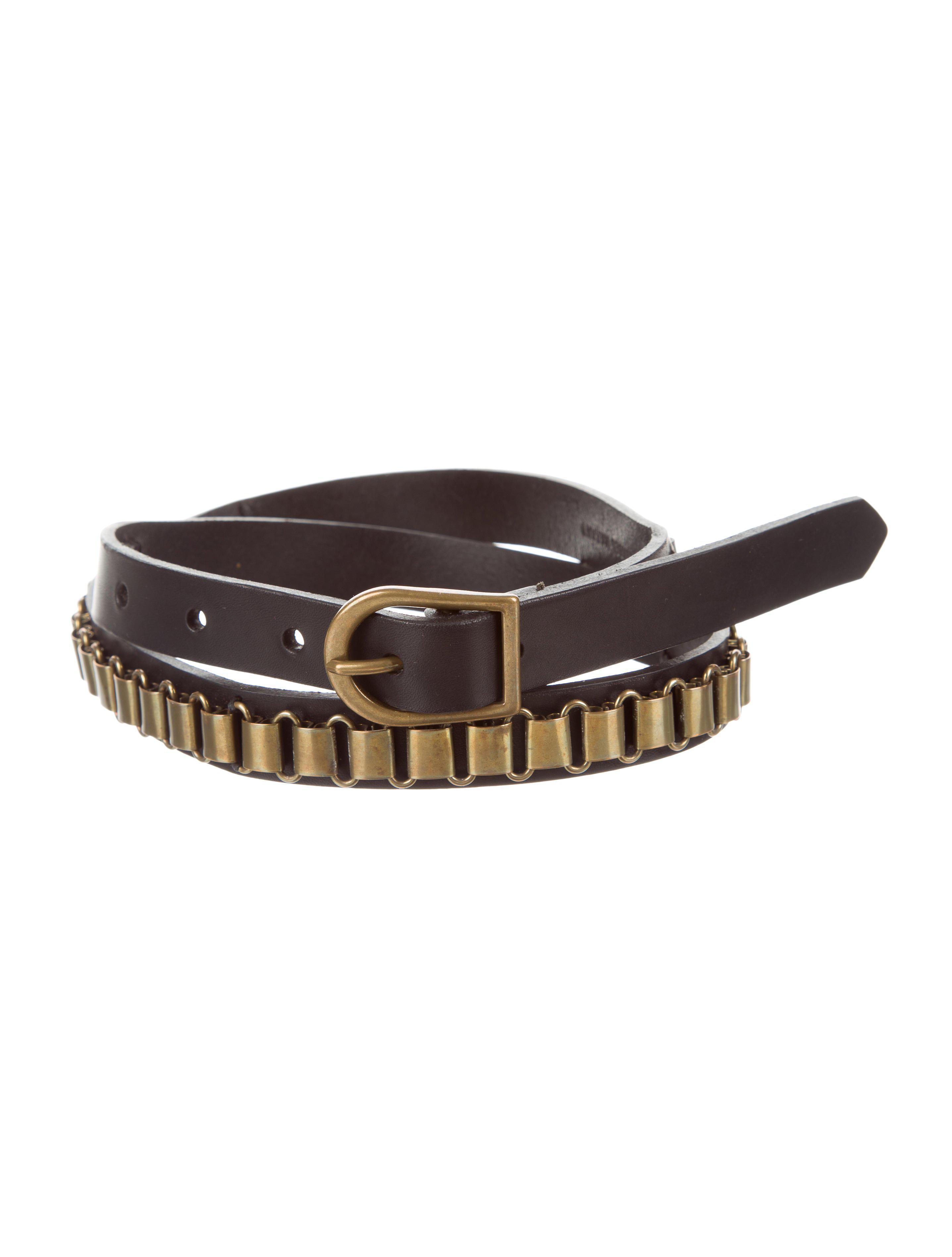 embellished buckle belt - Black Isabel Marant OijVE