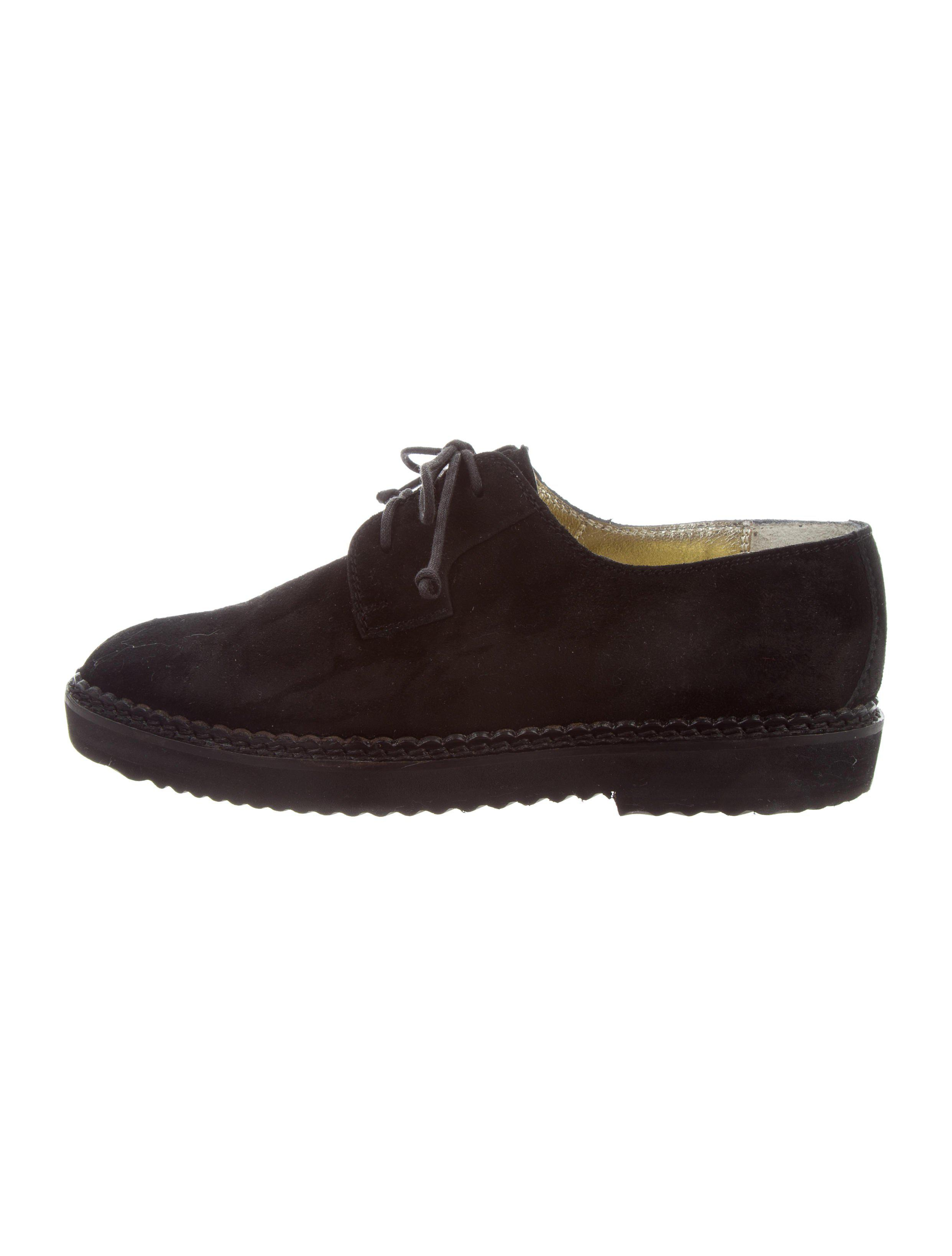 best cheap price with credit card cheap price Walter Steiger Suede Flatform Oxfords outlet cheapest price original cheap online buy cheap footaction aPZhspiz