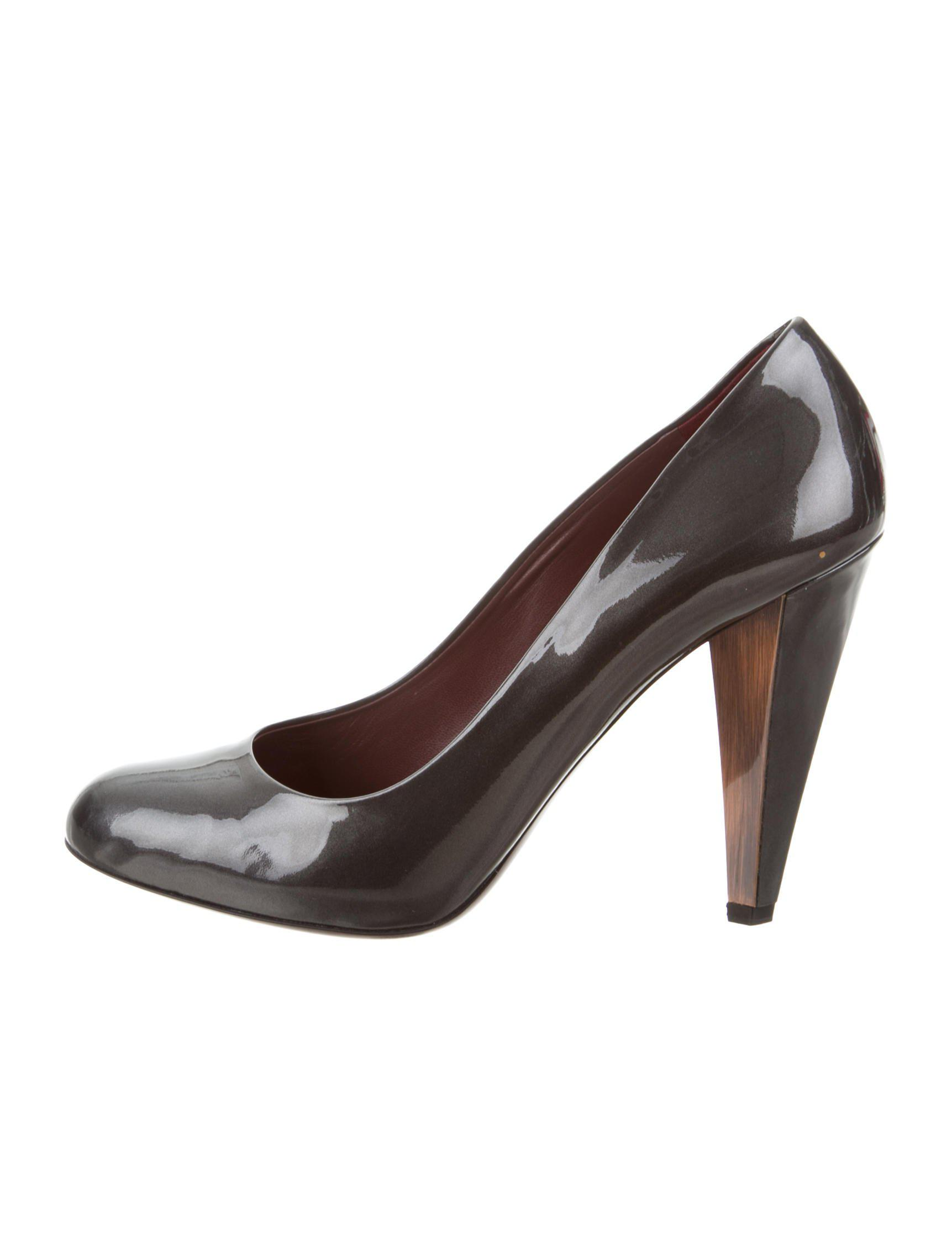 Miu Miu Patent Leather Pointed-Toe Pumps w/ Tags for cheap price cheap sale clearance KI1PMpT