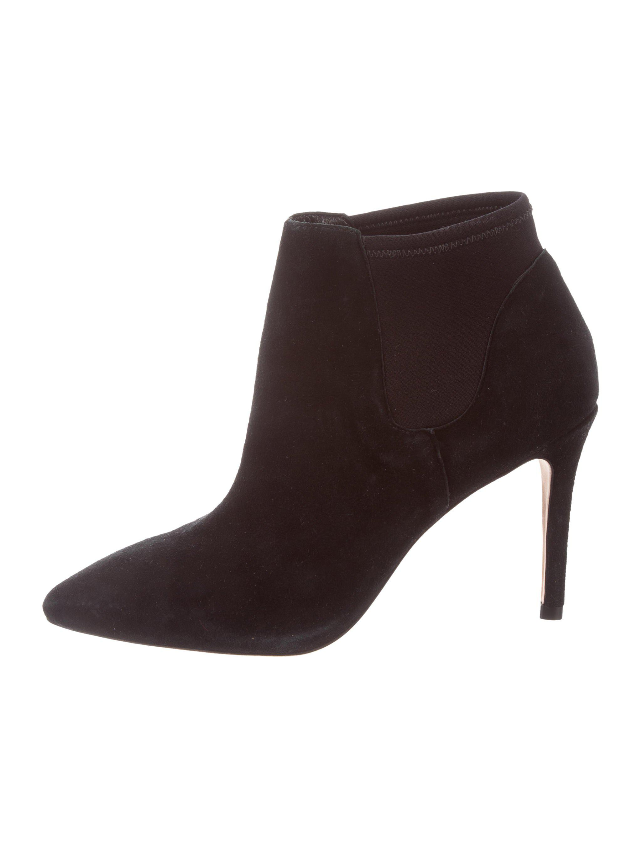 release dates for sale Loeffler Randall Ponyhair Pointed-Toe Booties new styles nW1mkkZTVP
