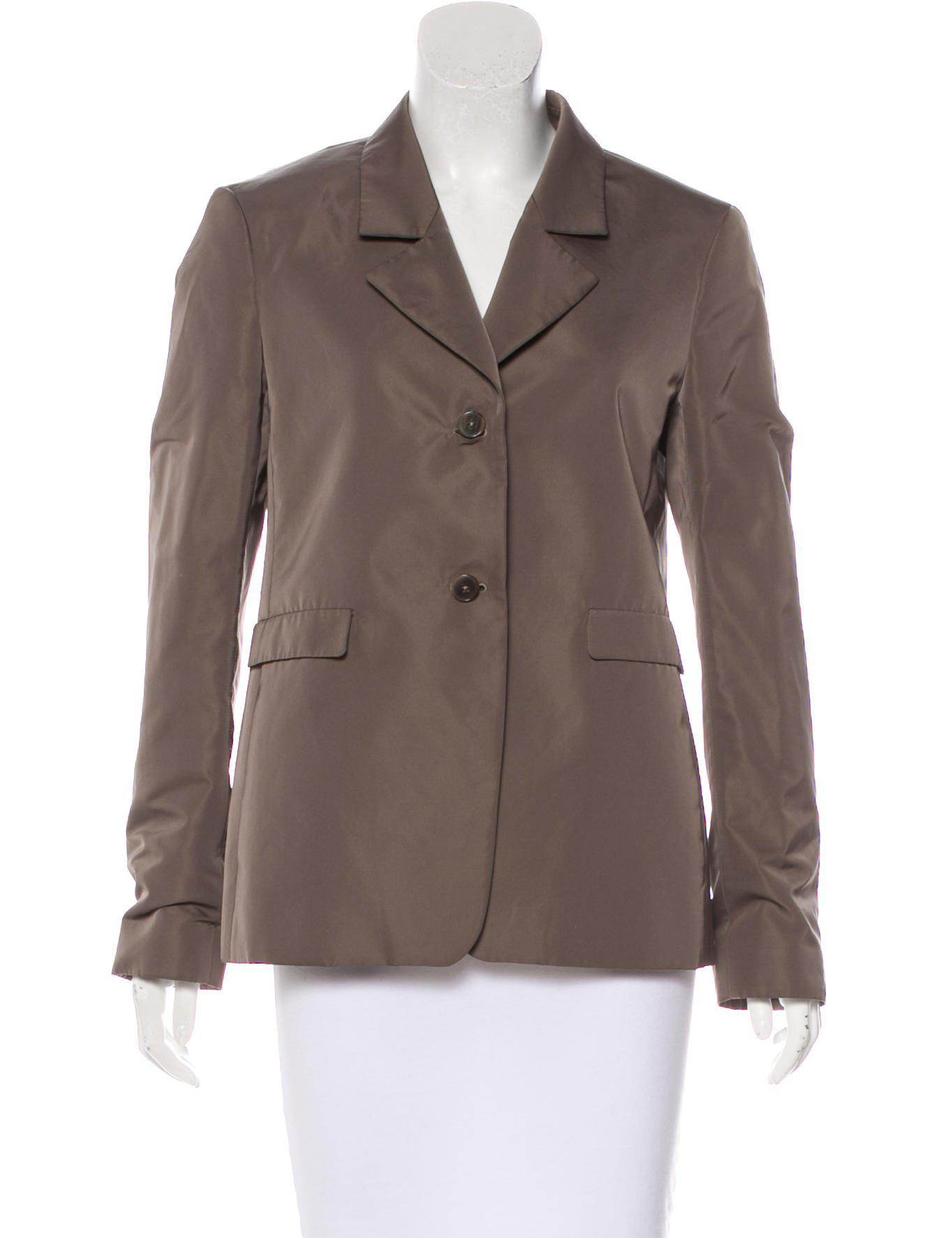 Clearance Get Authentic Maison Margiela Structured Notch-Lapel Blazer Clearance Real AYZeZ