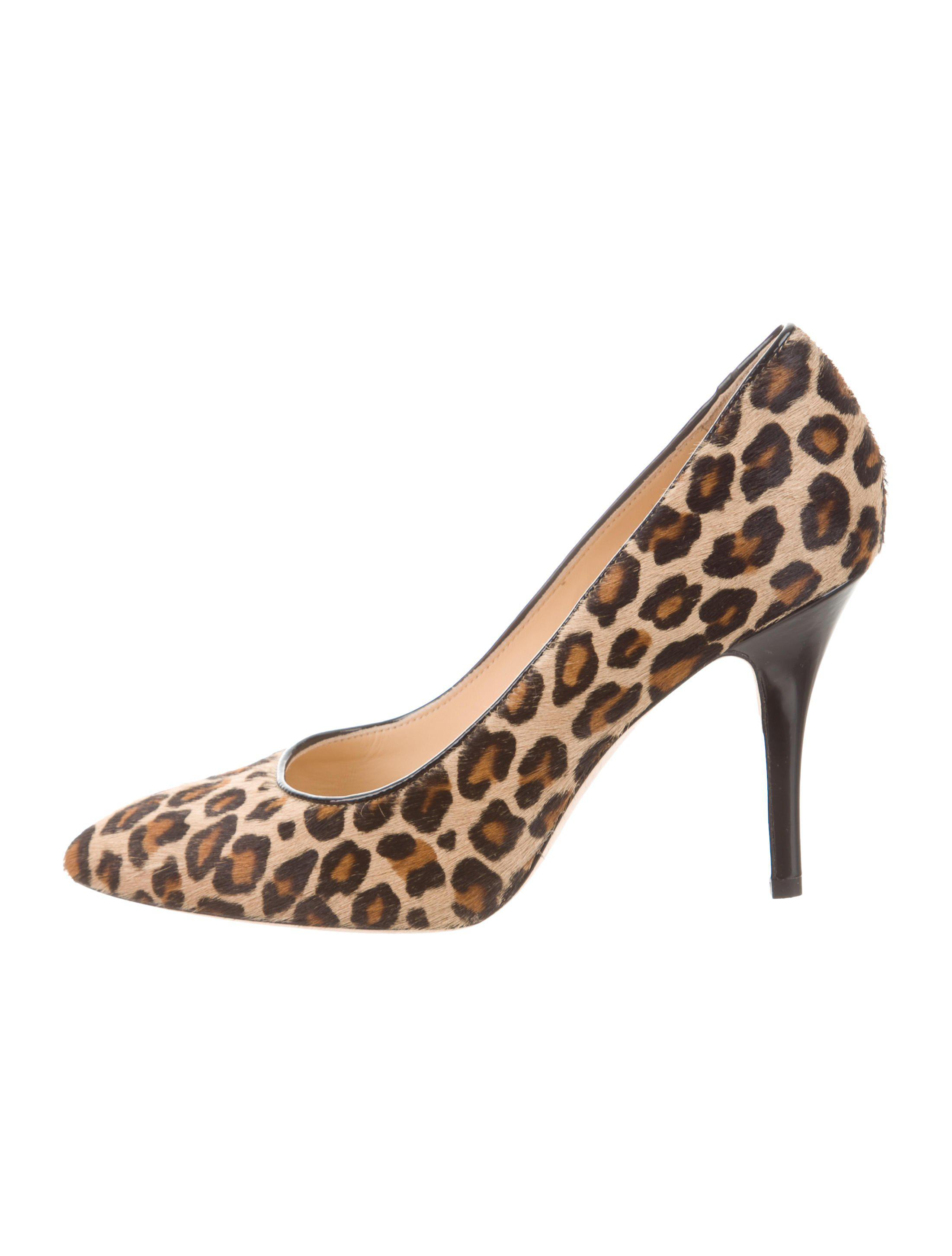 Kate Spade New York Cheetah Print Ponyhair Pumps w/ Tags outlet 2014 new 9uCM0