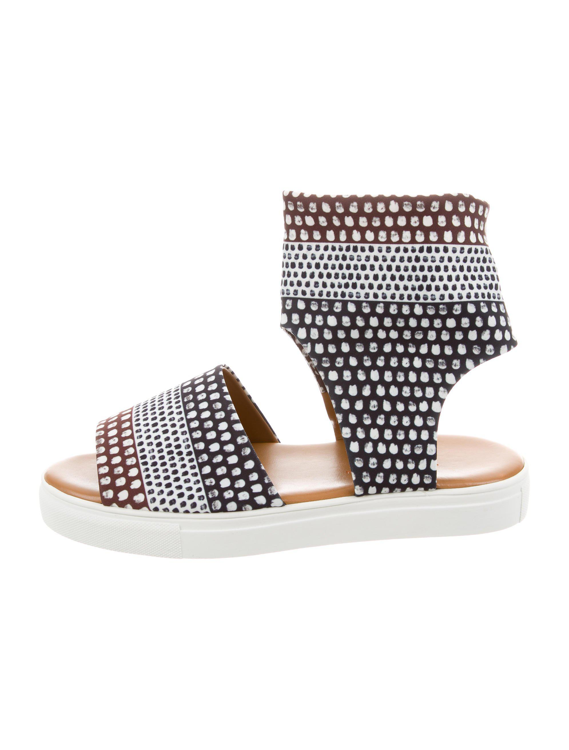 Clover Canyon Flourishing Oasis Sandals cheap sale outlet locations 54zNedMMOQ