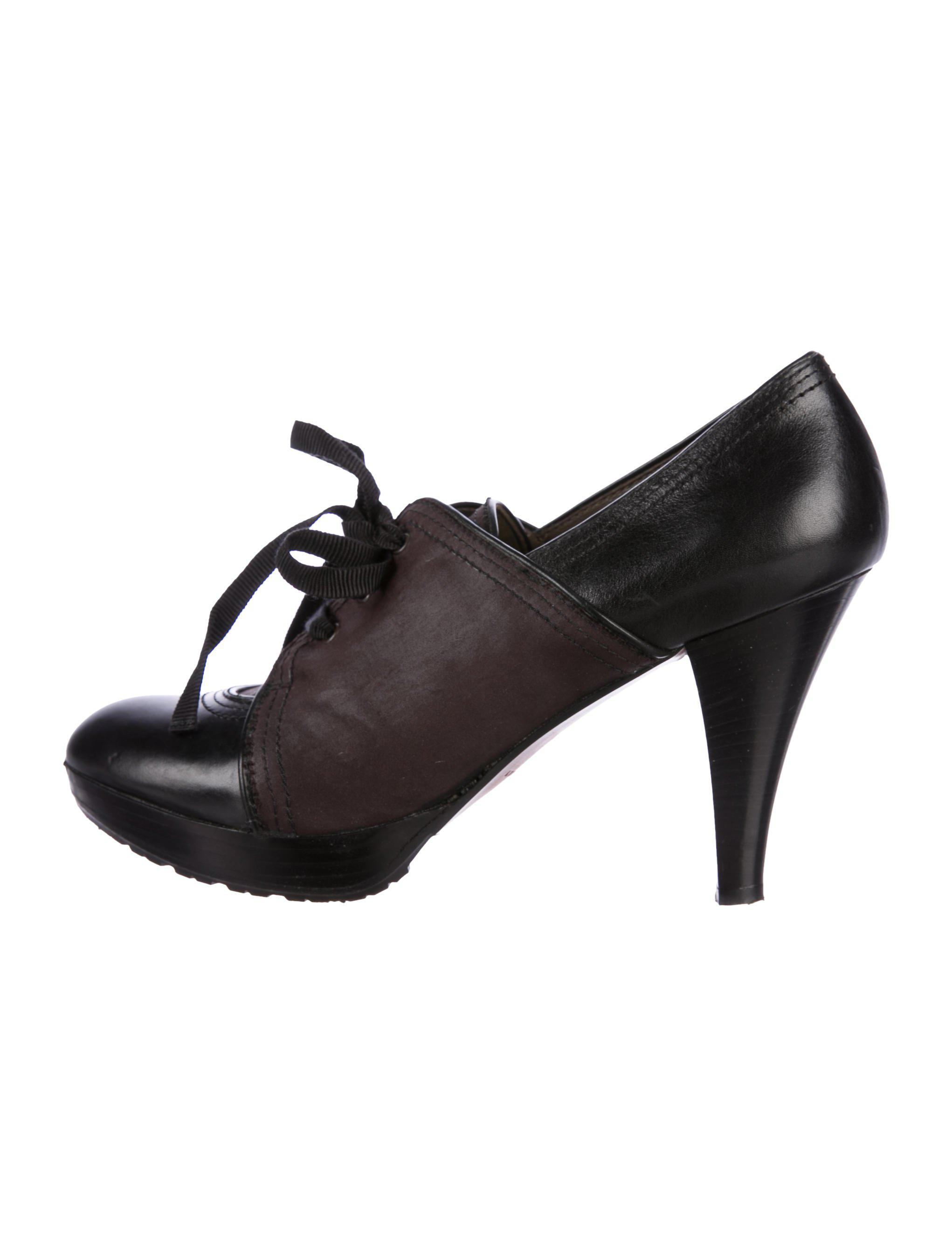 Pedro Garcia Patent Leather Round-Toe Booties buy cheap websites k0jU63B