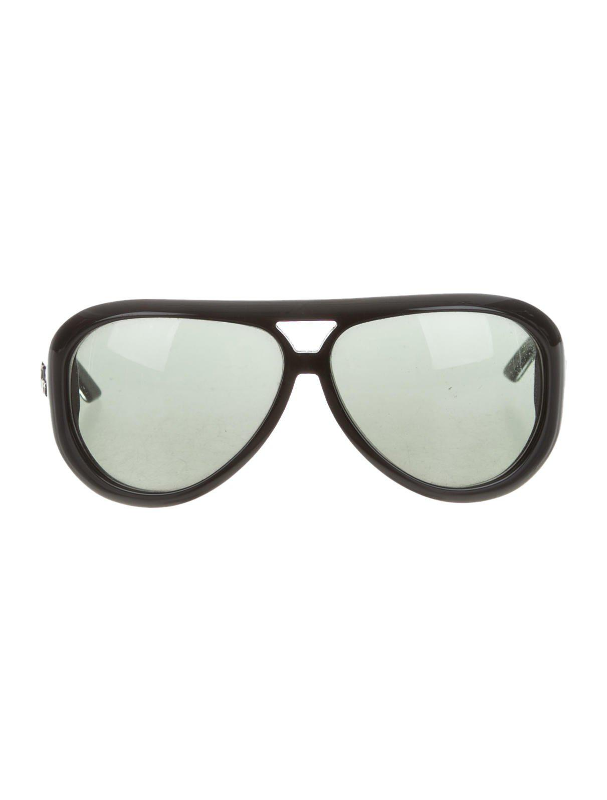 oversized tinted lens sunglasses - Metallic Dior lBJIWQBqS