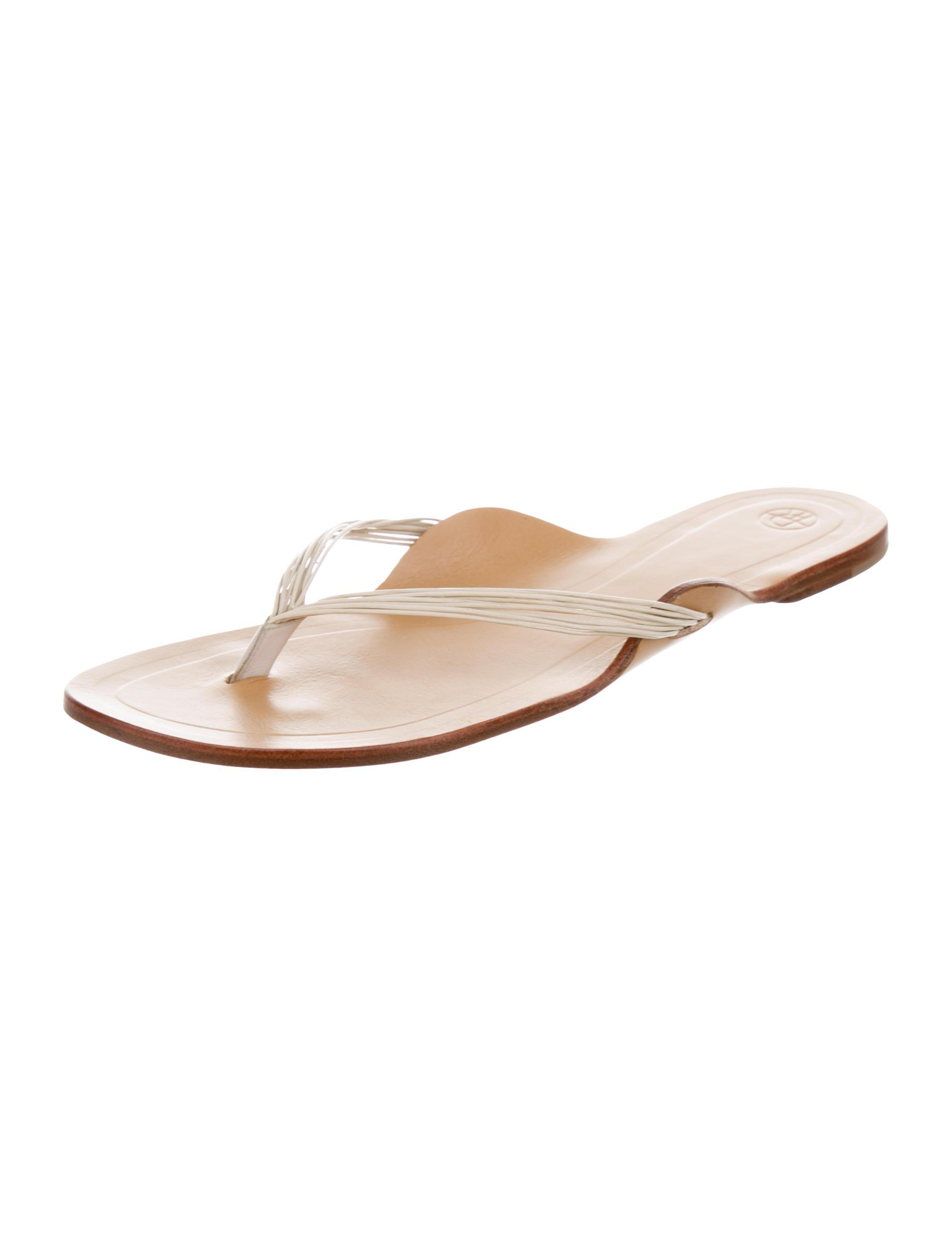 The Row Casablanca Thong Slide Sandals w/ Tags exclusive for sale wiki sale wide range of vLX61a6y