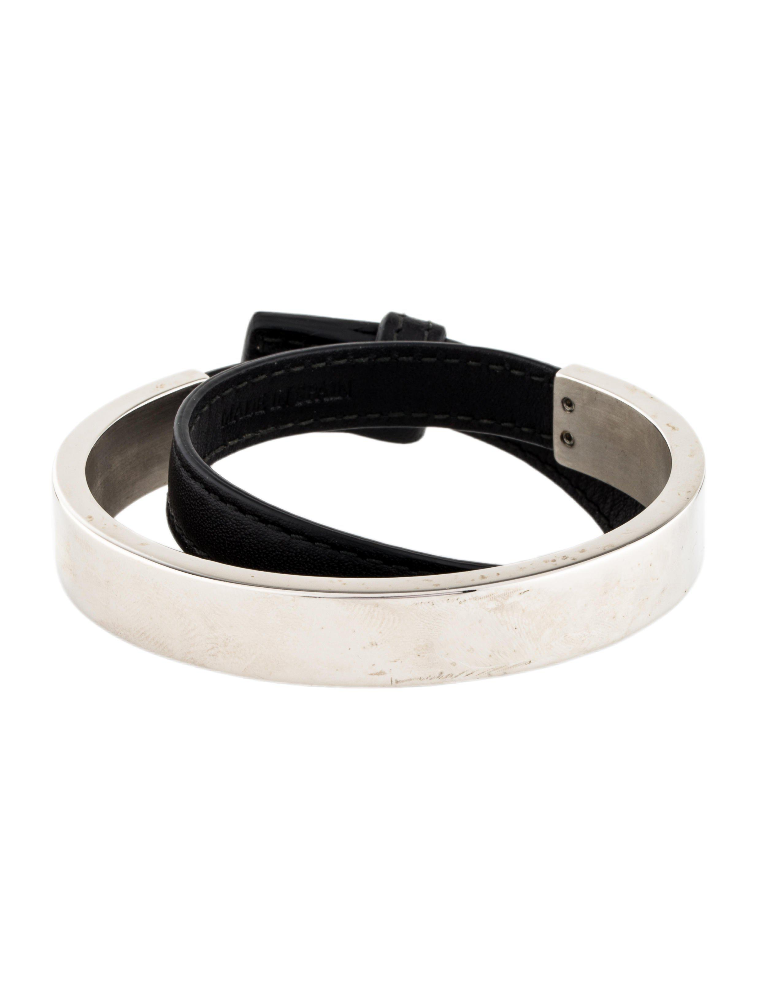 jewelry leather product bangles bracelet silverlust sterling dragon fine bangle and black