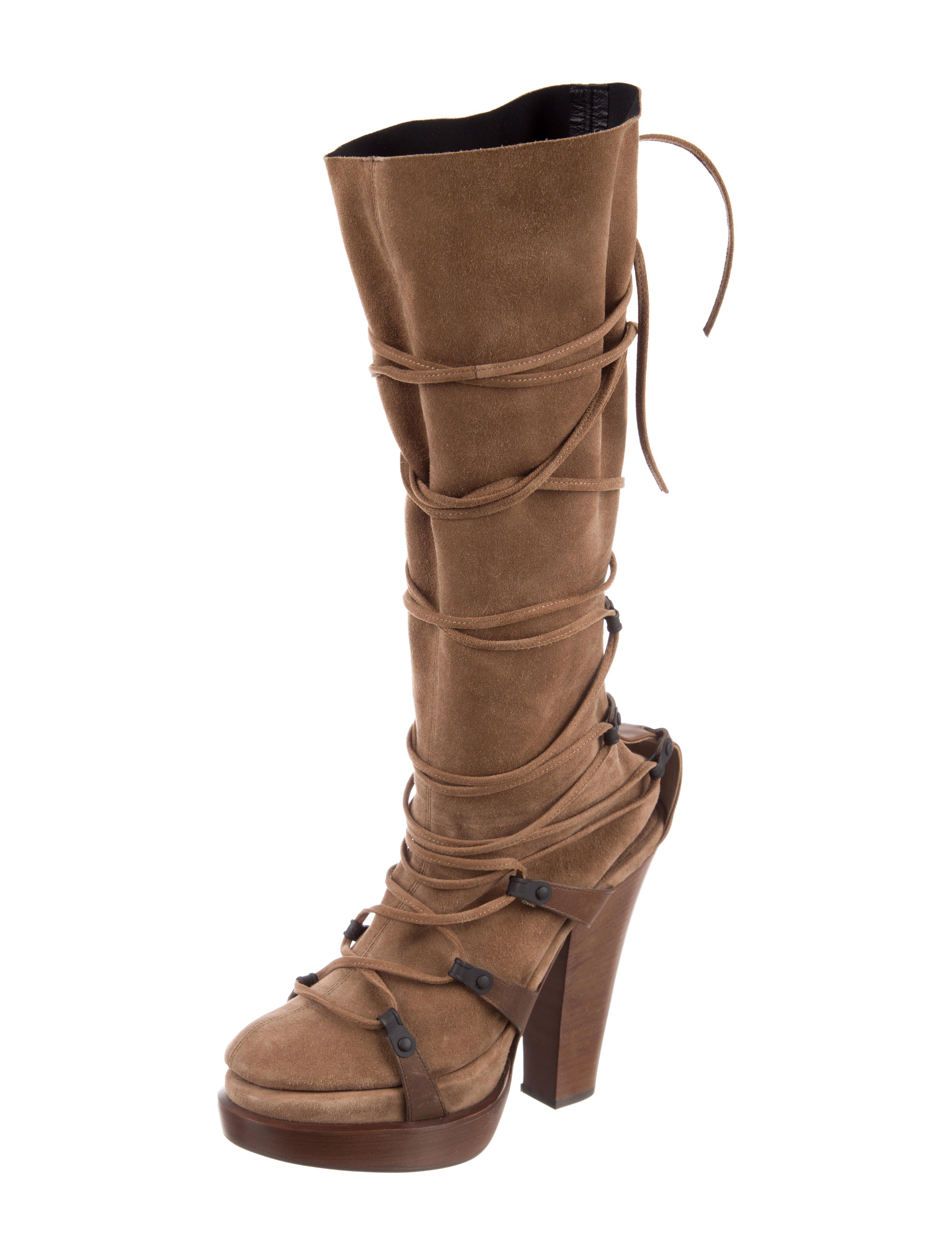 Bottega Veneta Multi-Strap Mid-Calf Boots cheap wide range of discount eastbay 2sr3WLu1