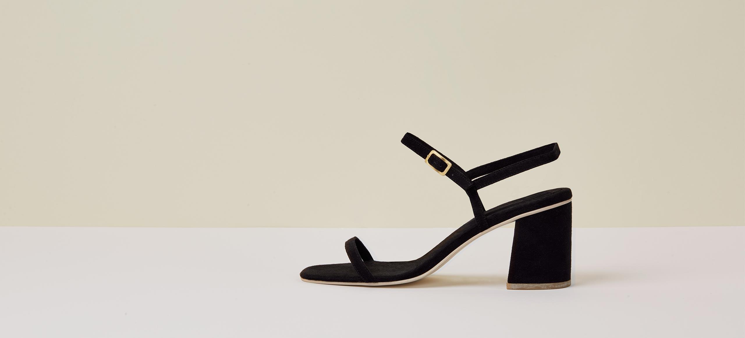 02e074a7316f Lyst - Reformation Rafa Simple Sandal