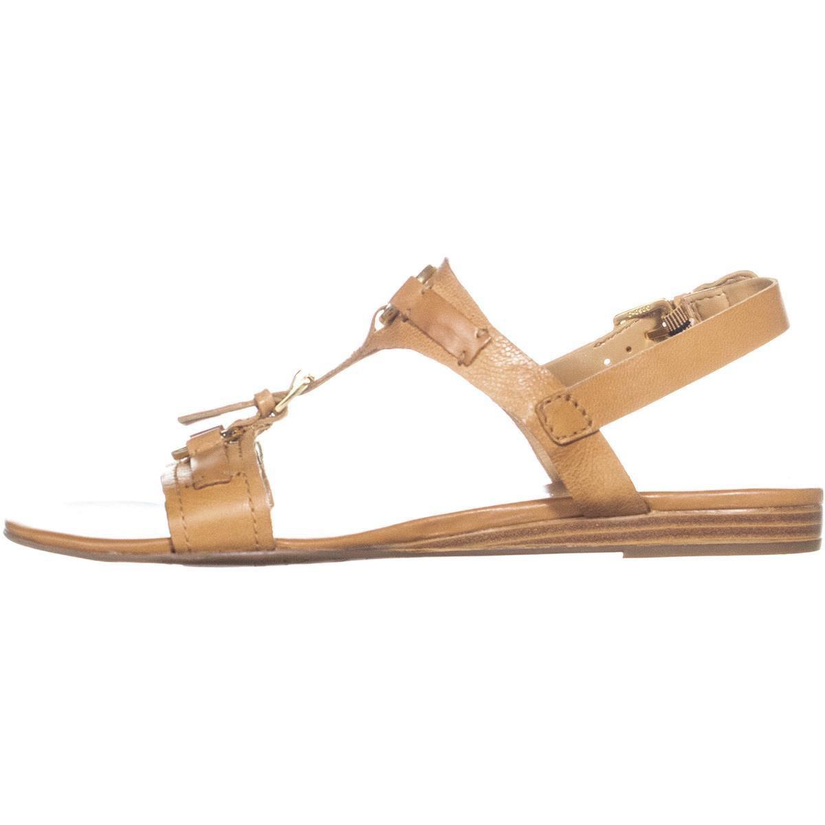 2d7b728d7eeb Franco Sarto - Multicolor Gili Buckled Flat Sandals - Lyst. View fullscreen
