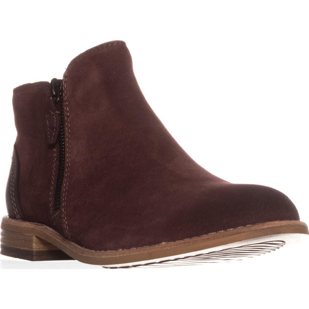 Lyst - Clarks Maypearl Juno Flat Ankle Boots in Brown for Men b2db709f2