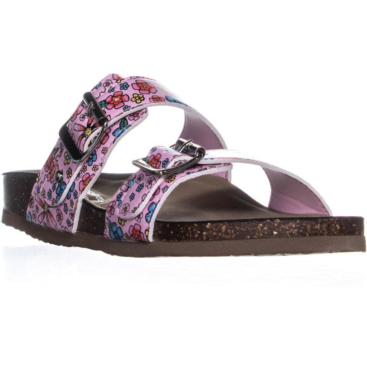 a9d7c1df015b Lyst - Madden Girl Brando-j Slide Sandal in Pink - Save 47%