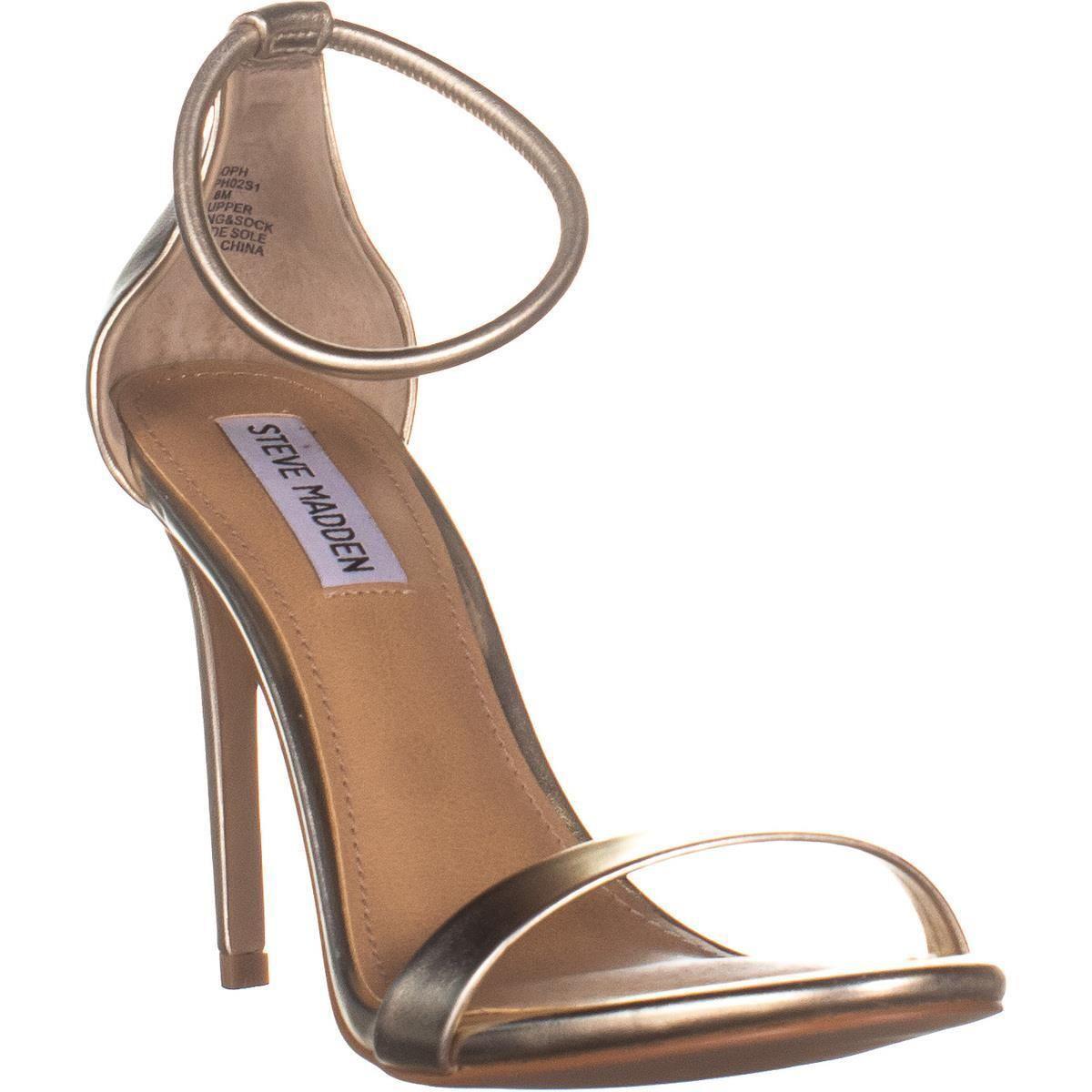 285ee2d2f73 Steve Madden. Women s Soph Ankle Strap Heels