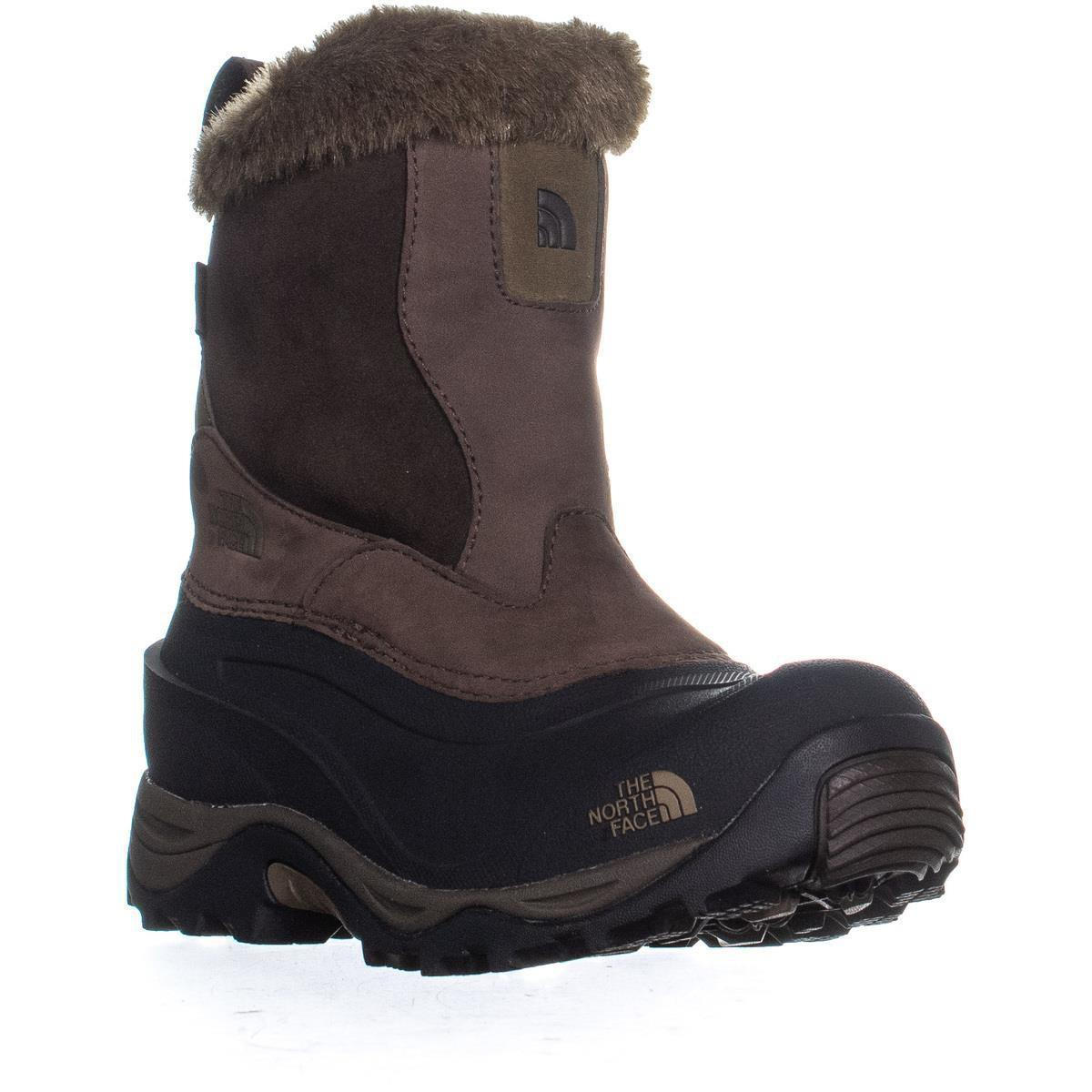 103121f52 The North Face Greenland Zip Ii Mid Calf Boots in Brown - Lyst