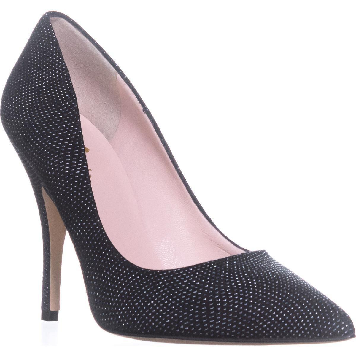 d32a532f51ec Lyst - Kate Spade Kate Spade Licorice Pointed-toe Dress Pumps in Black