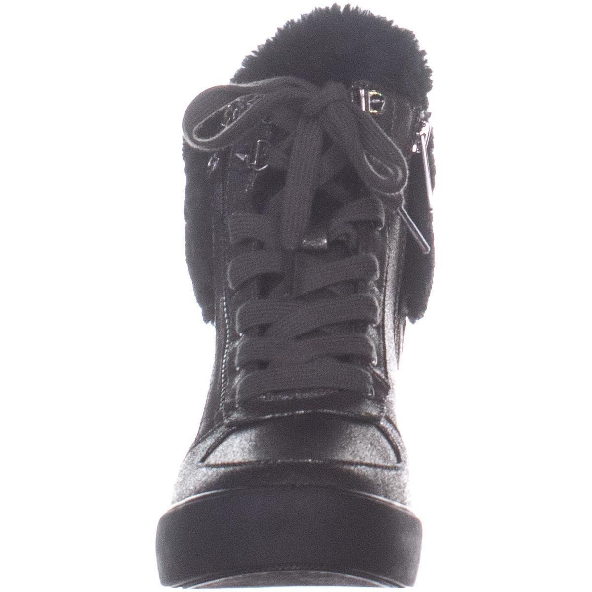 9f529063c7b Guess - Multicolor Dustyn Hidden-wedge Fashion Sneakers - Lyst. View  fullscreen