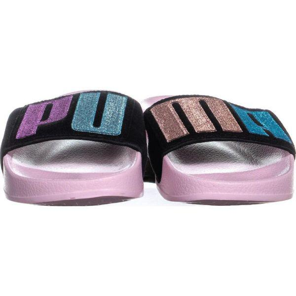 PUMA - Pink X Sophia Webster Leadcat Slip On Slide Sandals - Lyst. View  fullscreen 70c796057