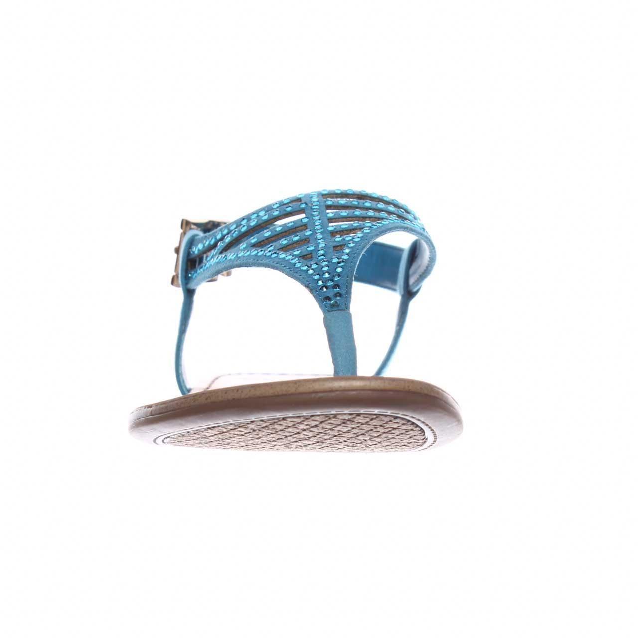 Jessica Simpson Electric Blue Shoes