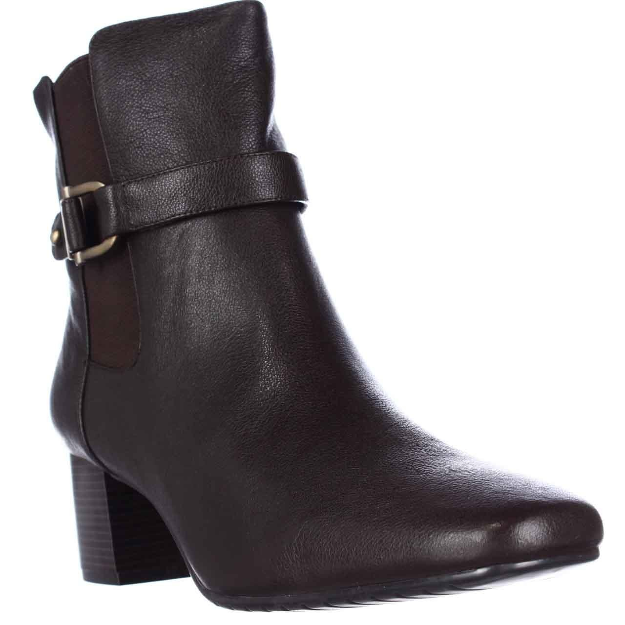 tommy hilfiger gatsbi2 casual ankle boots in brown lyst. Black Bedroom Furniture Sets. Home Design Ideas