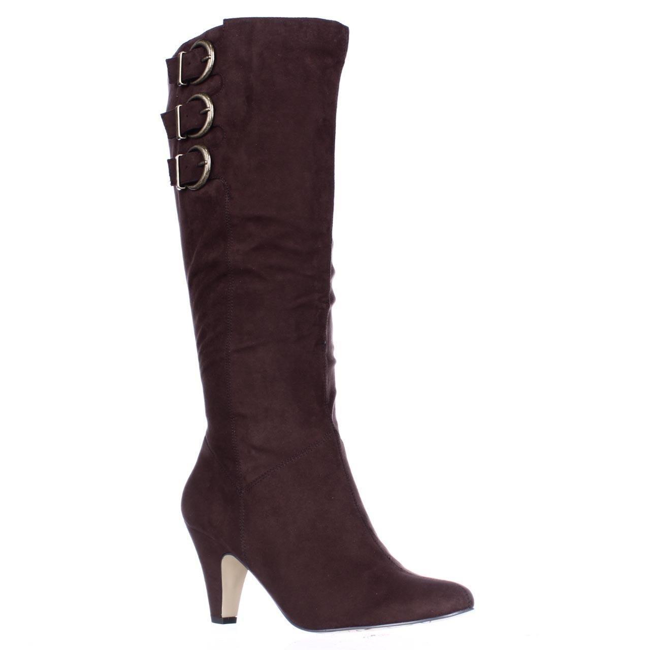 vita transit ii wide calf dress knee high boots in