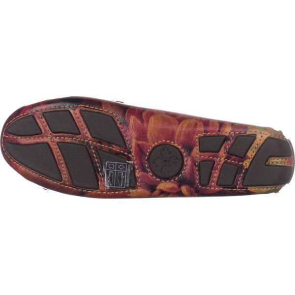 d220b9e39ac Lyst - Patricia Nash Domenica Tasseled Flat Loafers