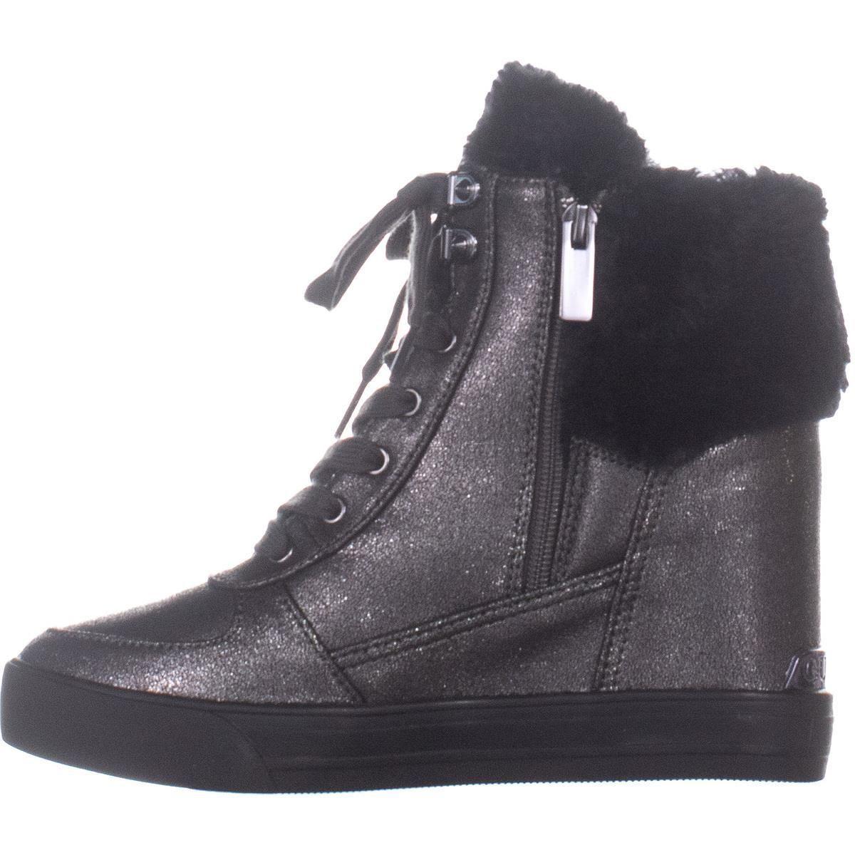 75d0c6c7428 Guess - Multicolor Dustyn Hidden-wedge Fashion Sneakers - Lyst. View  fullscreen