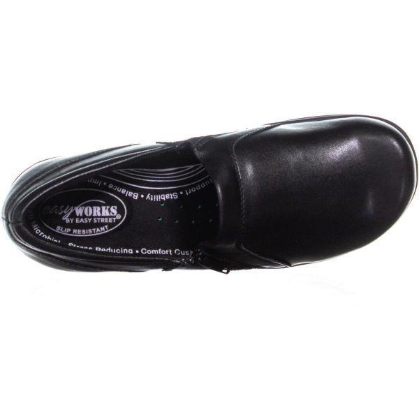 3788abe3fd0f Easy Street - Black Easy Works By Easy Steet Bentley Loafers - Lyst. View  fullscreen